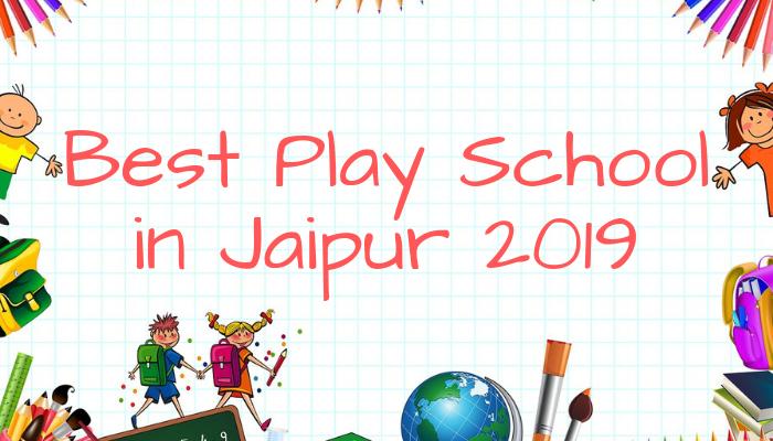play school in jaipur